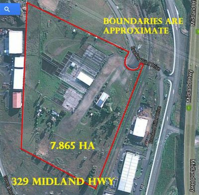327 to 329 Midland Highway, Bridgewater