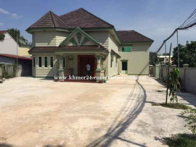 Sangkat Muoy, Sihanoukville | Villa for rent in Sihanoukville Sangkat Muoy img 1