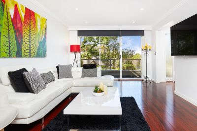 Completely Renovated, North Facing Terrace in Premier Location with 225sqm on title