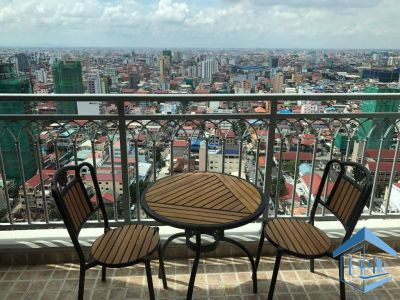 BKK 1, Phnom Penh | Condo for rent in Chamkarmon BKK 1 img 7