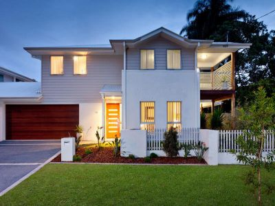 Contemporary Low Maintenance Living