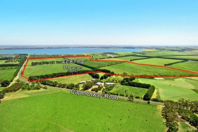 Build A Lifestyle & Income Here     47.87 ha - 118 acres (approx.)