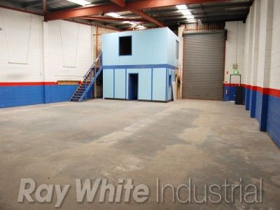 298sqm - Container Friendly and High Clearance