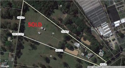 LAND WITH LOAD OF POTENTIAL IN BURPENGARY!!