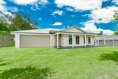 Brand New Family Home on 705m2