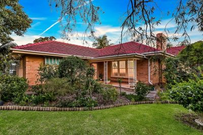 Solid brick home on corner block. Is this your entry into Clarence Gardens?