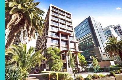 Modern Office Space on St Kilda Road