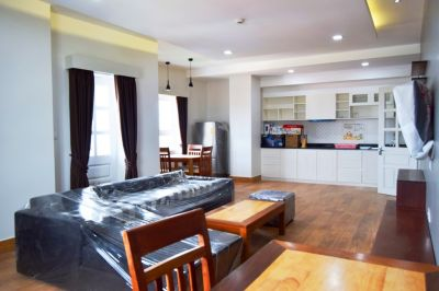 Toul Kork I $ 900 USD, BKK 2, Phnom Penh | Condo for rent in Chamkarmon BKK 2 img 0