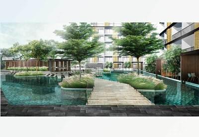 North Park Condominium, Teuk Thla, Phnom Penh | New Development for sale in Sen Sok Teuk Thla img 3