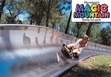 THEME PARK FOR SALE- Magic Mountain Family Fun Park