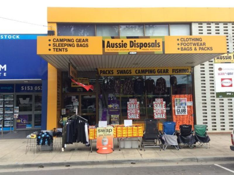 Main Street Retail Opportunity