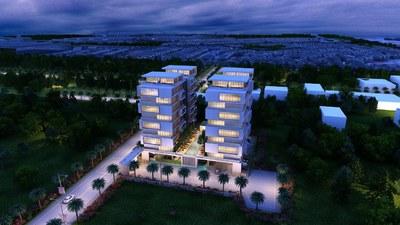 Reclusure 8  Luxury Condo , Chaom Chau, Phnom Penh | New Development for sale in Por Sen Chey Chaom Chau img 1