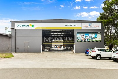 667sqm - Modern Warehouse with Exposure