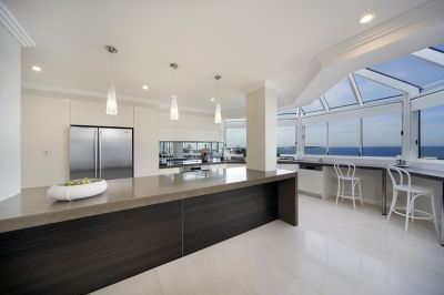 Enviously located luxury penthouse