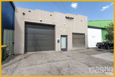 City Commercial Zoned Warehouse