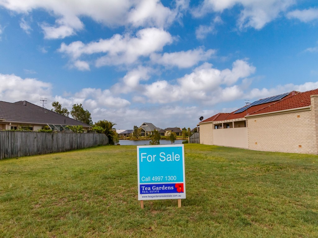Waterfront Land  - Myall Quays