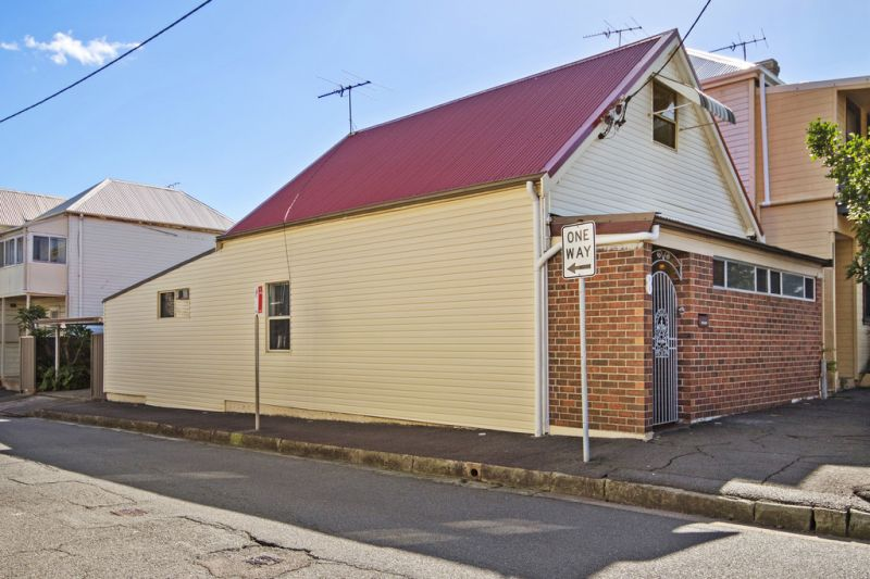 Outstanding Renovation Opportunity in Historic Newcastle East