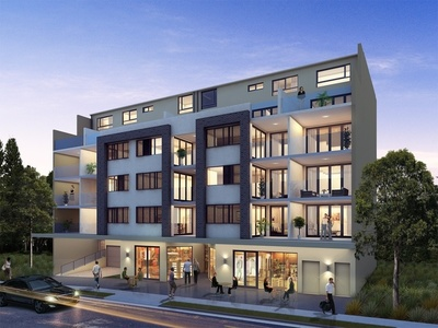 Aura Apartments - Brand New Off Plan Project from $539k