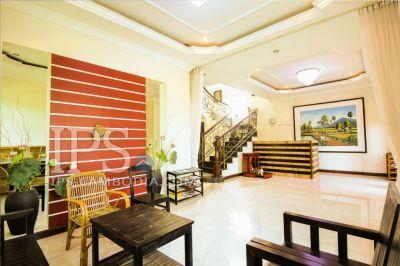 Svay Dankum, Siem Reap | Villa for rent in Siem Reap Svay Dankum img 2