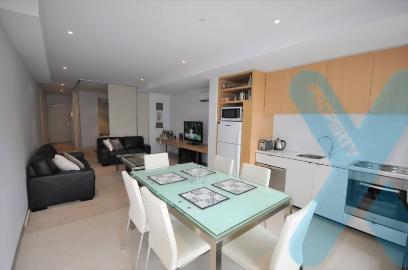 Immaculate Fully Furnished One Bedroom and Carspace!