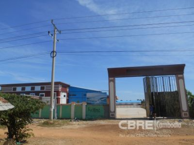 National Road No. 4, Cambodia, Baek Chan, Kandal |  for rent in Angk Snuol Baek Chan img 1