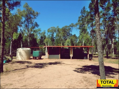 TOTAL - 4WD Excitement + Weekender, 18.73 ac, Dam + Seasonal Creek + Billabong