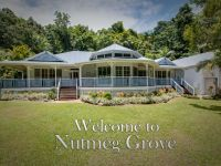 Welcome To The Stunning Nutmeg Grove