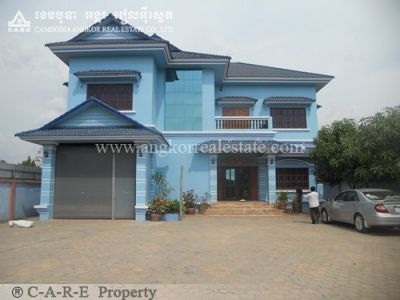 Svay Dangkum, Siem Reap | Villa for rent in Angkor Chum Svay Dangkum img 9