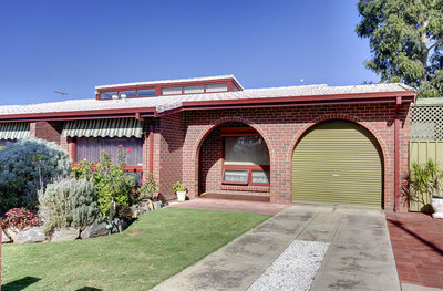Spacious and solid brick semi with loads potential!