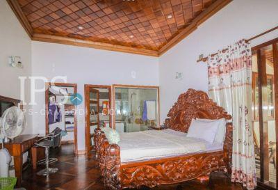 Kouk Chak, Siem Reap   House for rent in Siem Reap City Kouk Chak img 1