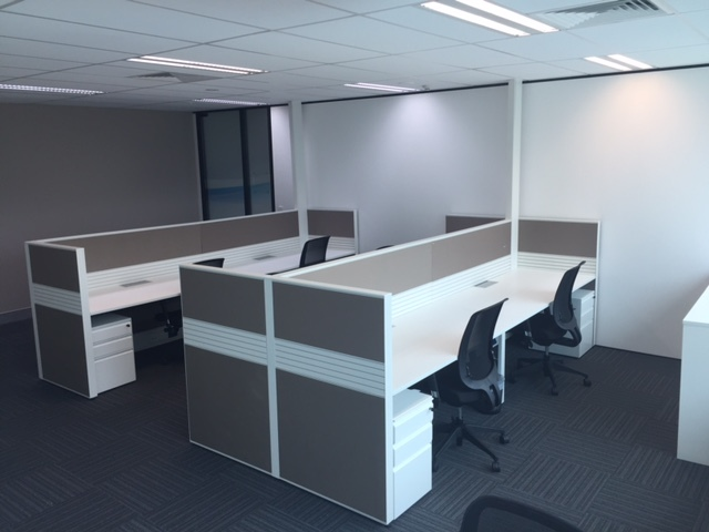 6 Person Fully Equipped Office for Short/Long Term Lease - Available Mid JULY 2017!