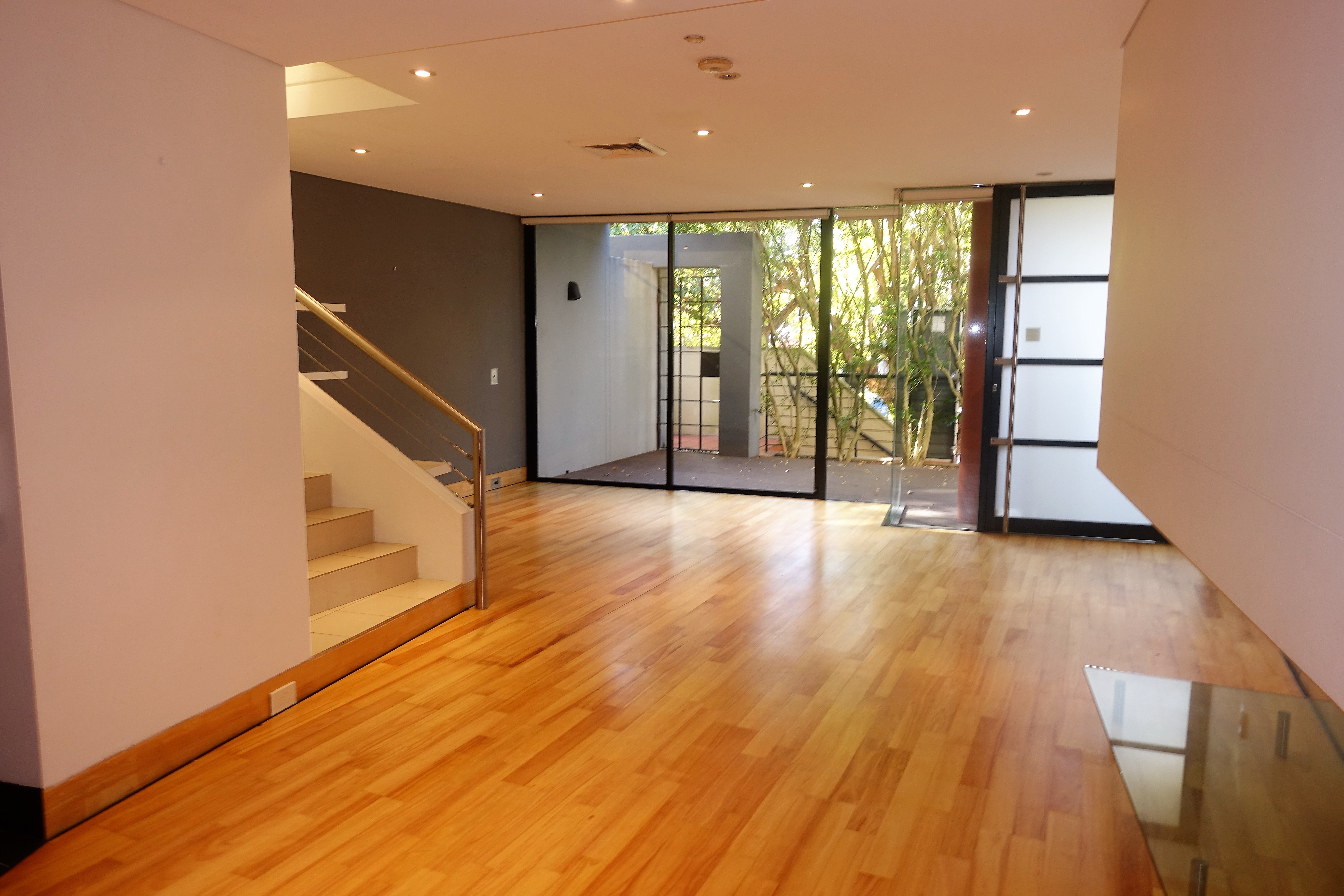 Stylish Townhouse in central quiet location