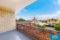 Bright & Fresh. Beautifully Renovated 2 Bedroom Unit. Great Views. New Paint, Carpet and Blinds. Brand New Kitchen. Walk to Parramatta City