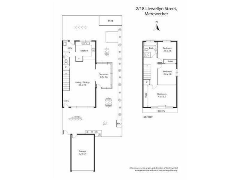 2/18-24 Llewellyn Street, MEREWETHER