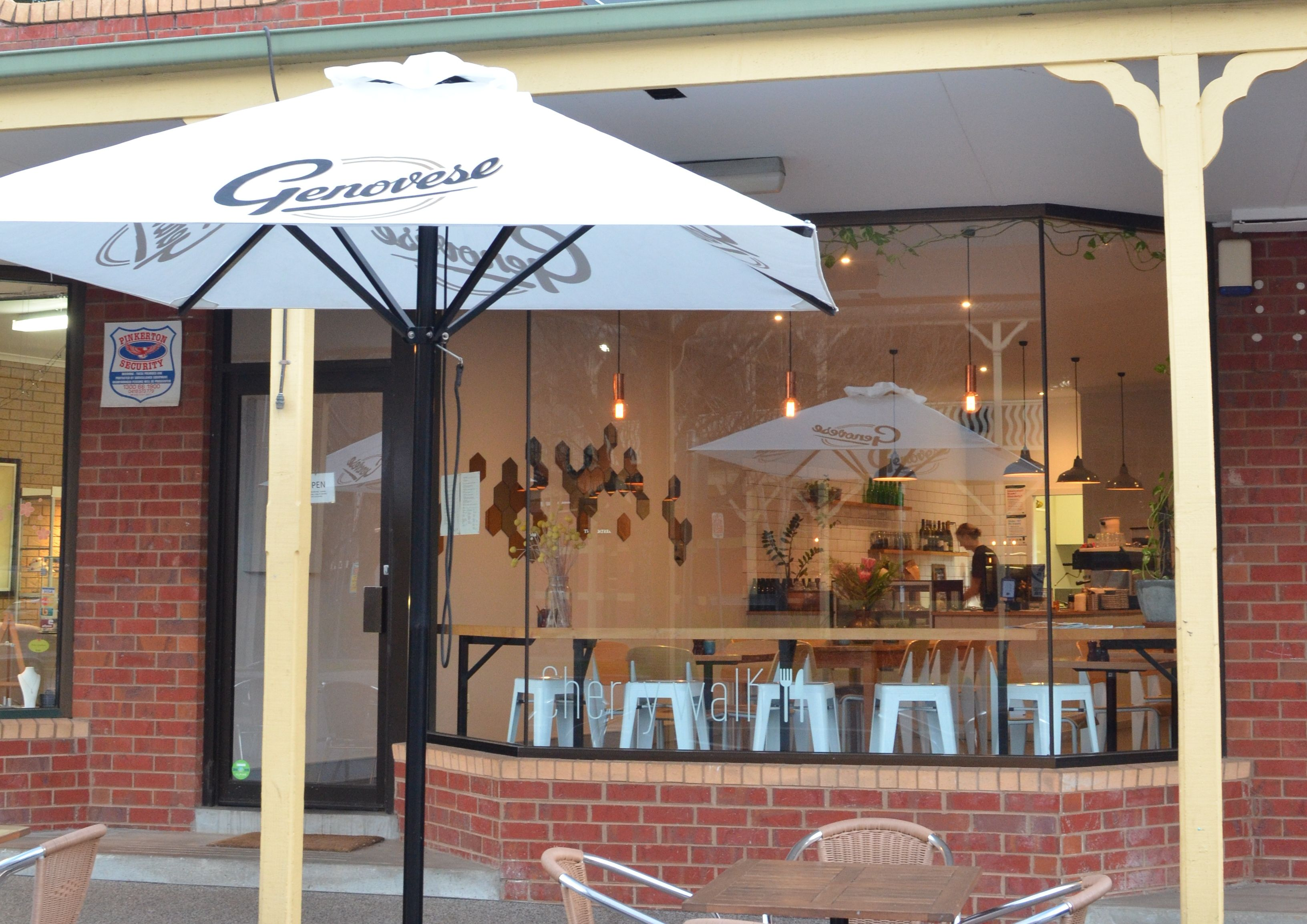 A Lot To Love About Cherry Walk Cafe