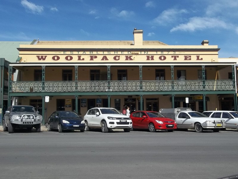 HOTEL FOR SALE - Woolpack Hotel, Mudgee