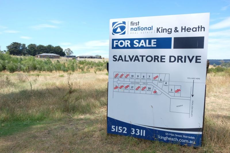 Lot 3, SALVATORE DRIVE
