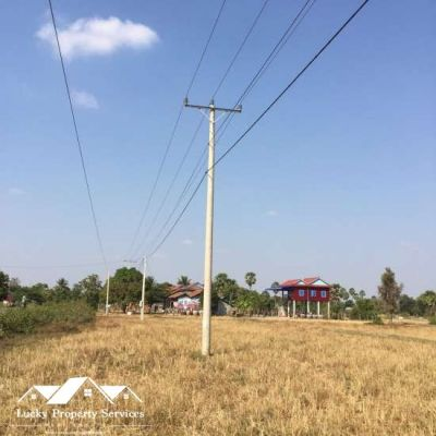 Pneay, Kampong Speu | Land for sale in Samraong Tong Pneay img 4