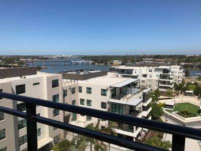 2 bedroom apartment with view to Parramatta River