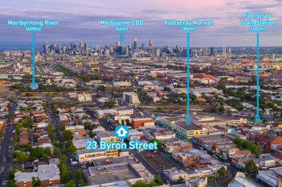 23 Byron Street, Footscray
