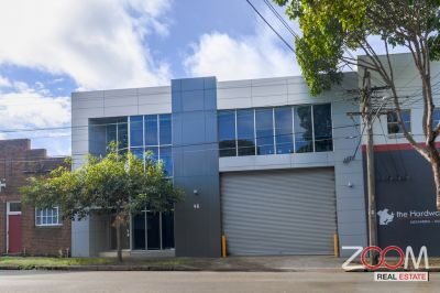 PRIME INNER-CITY OFFICE & WAREHOUSE SPACE FOR LEASE