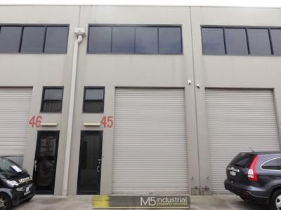 107m² - Modern Warehouse & Office