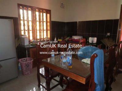 Tuek Vil, Siem Reap | House for sale in Puok Tuek Vil img 1