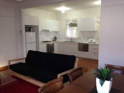FURNISHED 3 bedroom house - RENOVATED, TIDY