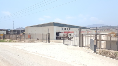 BARUNI COMMERCIAL & INDUSTRIAL ESTATE