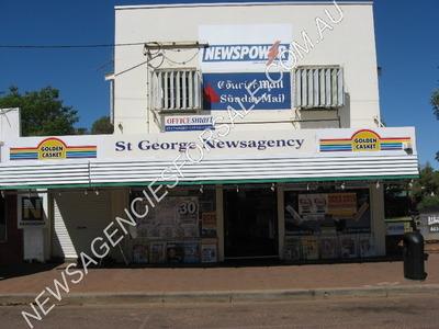 , St George
