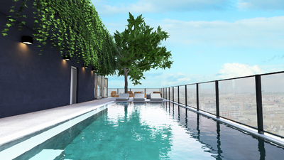 HABITAT  Condo, Tonle Bassac, Phnom Penh | New Development for sale in Chamkarmon Tonle Bassac img 17