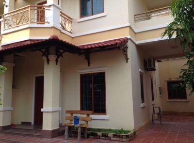 Phnom Penh Thmey, Phnom Penh | Villa for rent in Russey Keo Phnom Penh Thmey img 1