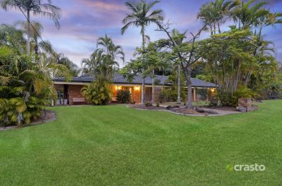 Usable Acreage, Immaculate Home, Dual Living with plenty of shed space all on offer in the Best Street of Mudgeeraba!