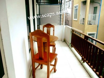 Tonle Bassac, Phnom Penh   Condo for rent in Chamkarmon Tonle Bassac img 3